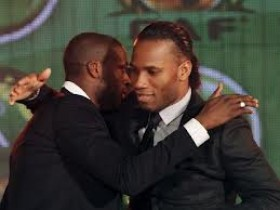 德罗巴错失非洲足球先生 图雷获头衔
