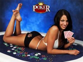 二十一点:大牌出多利赌客(台湾赌神戴子郎)