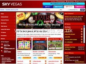 Sky Vegas推最新插槽游戏 Sky Millions