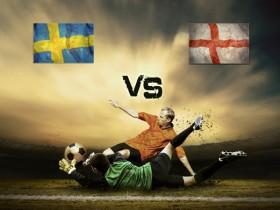 瑞典 VS 英格兰:连遭打击三狮军团难胜