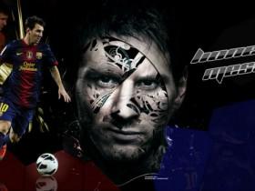 梅西创进球纪录,但FIFA不承认