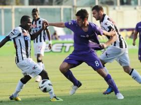 意大利杯焦点乌迪内斯 VS 佛罗伦萨:乌鸡主场不败
