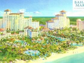 巴哈马度假村Baha Mar发展迅猛