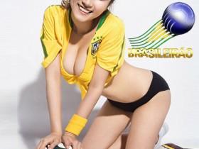 世界杯夺冠赔率:巴西头名西班牙第4 英格兰第7