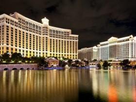 百乐宫赌场音乐喷泉被评为全美第一地标