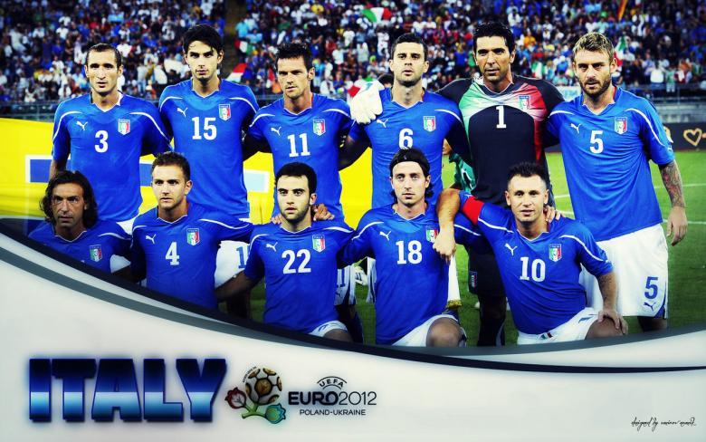 2012欧洲杯,C组分析:意大利