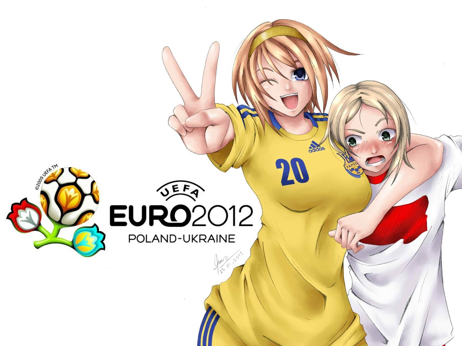 2012欧洲杯,D组大势分析:乌克兰、瑞典、法国、英格兰