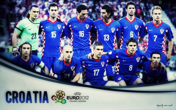 2012欧洲杯,C组分析:克罗地亚