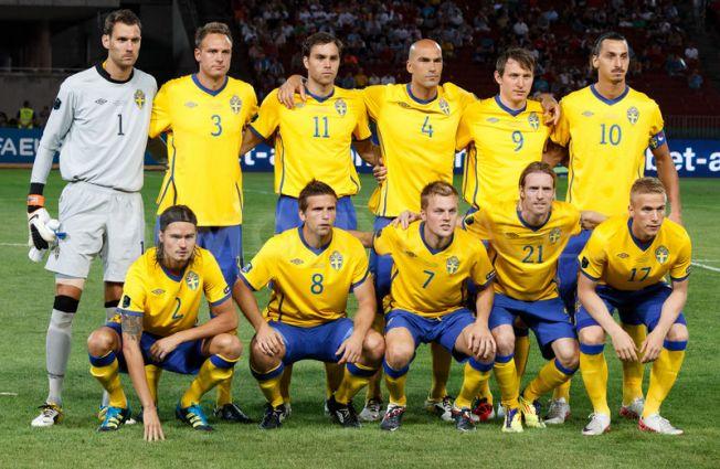 2012欧洲杯,D组分析:瑞典