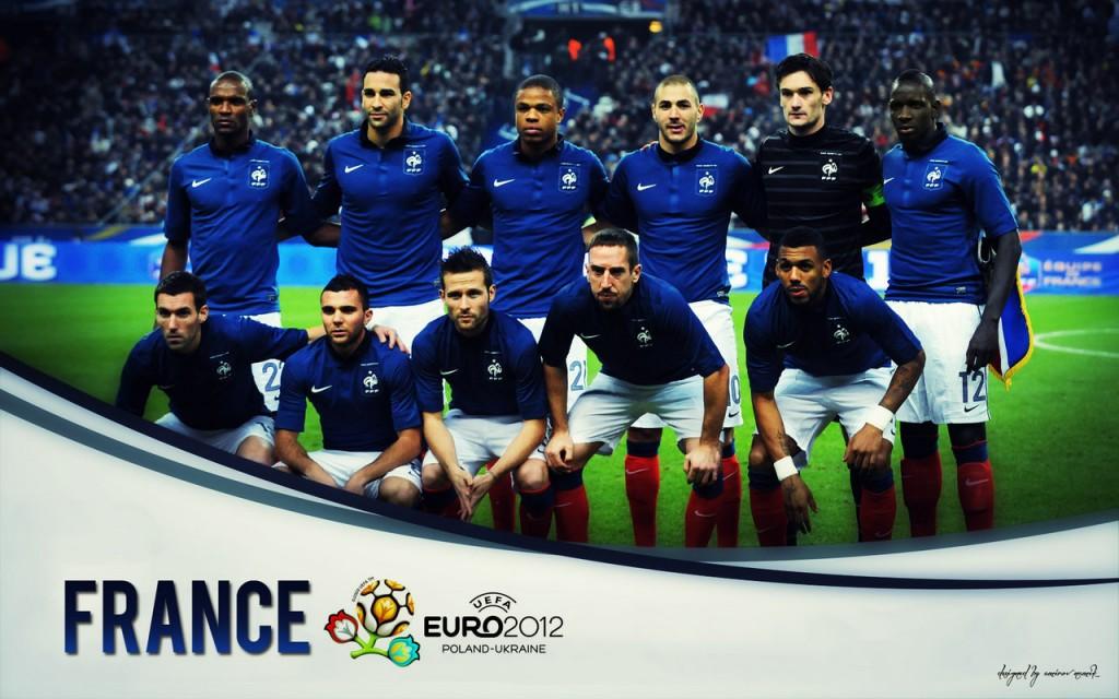 2012欧洲杯,D组分析:法国