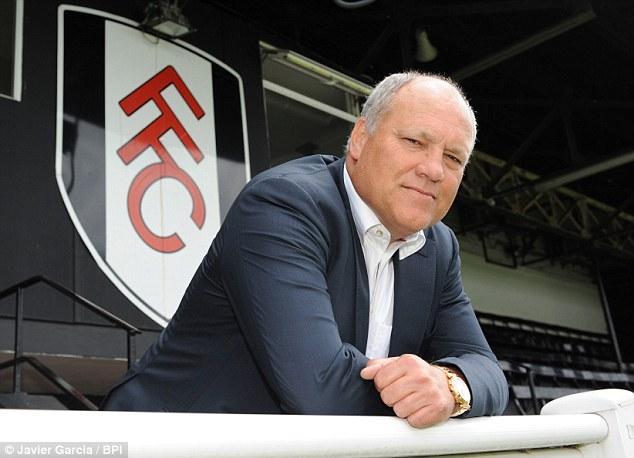 2012/13英超联赛大阅兵:富勒姆 Fulham