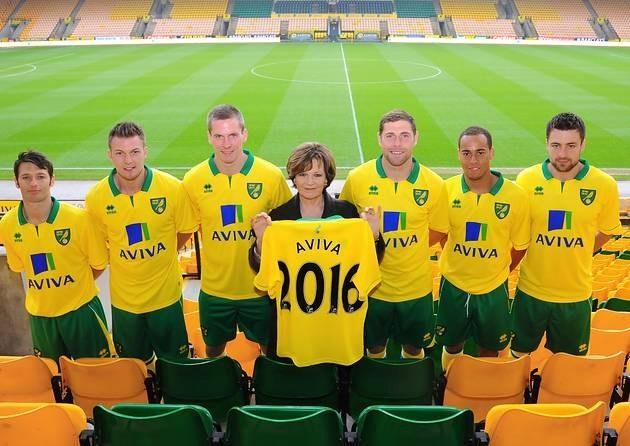 Norwich City01 诺域治 诺维奇