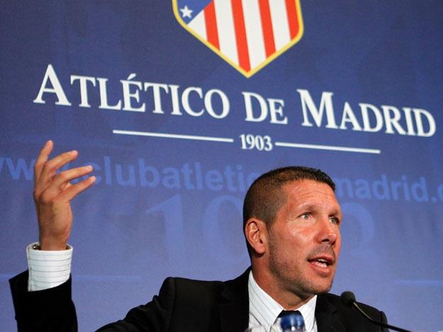 2012/13西甲联赛大阅兵:马德里竞技 Atletico Madrid