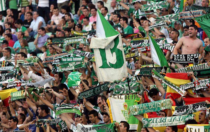 皇家贝蒂斯 Real Betis 粤译名:贝迪斯