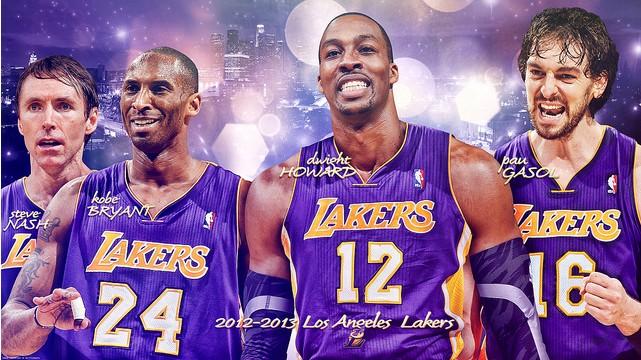 NBA新赛季三足鼎立:湖人