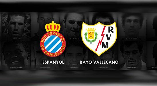 西班牙人VS巴列卡诺:西班牙人力争首胜