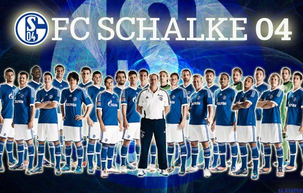 沙尔克04 VS 纽伦堡:蓝军连胜正值佳境