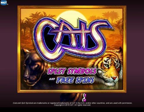 IGT在Virgin首次推出cats移动游戏