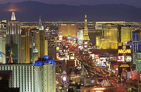 Strip(拉斯维加斯)地区未来两年投资额约达15亿美金