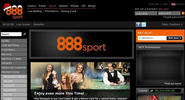 888Sport结束在澳大利亚的体育博彩