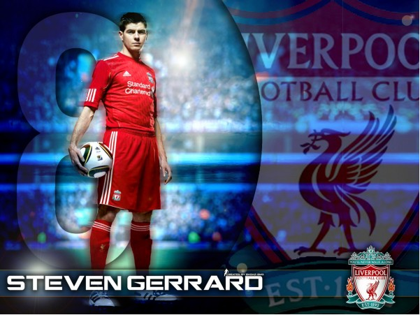 Steven Gerrad(杰拉德) - 2012年英格兰足球先生