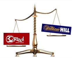 32Red在控诉威廉希尔的商标侵权案中胜出