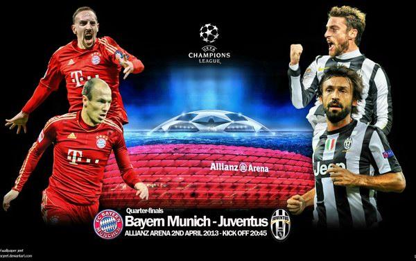 拜仁 vs 祖云 Bayern-Munich-VS-Juventus
