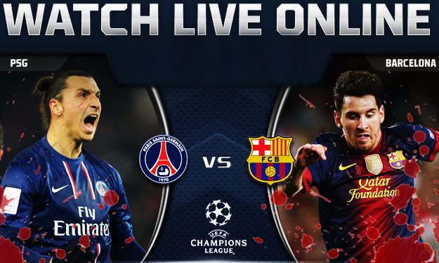 巴黎 vs 巴塞 Wallpaper-psg-vs-barcelona-2013