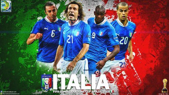 联合会杯-列强分析-意大利:尤文米兰撑起蓝军