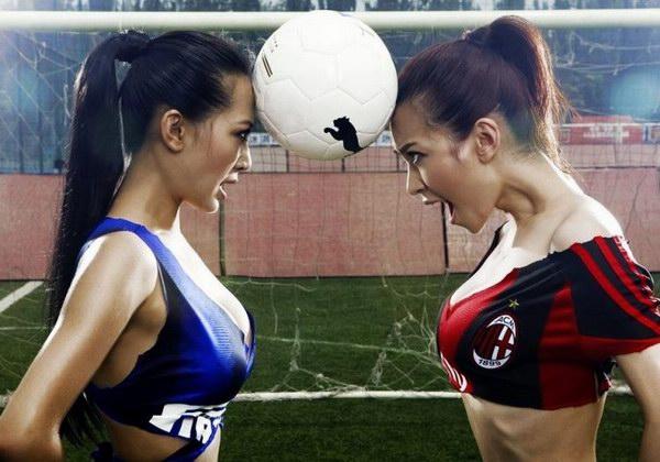 AC米兰 vs 国际米兰 02
